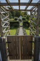 Insyn i koloniträdgård